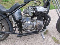Honda CB750 SOHC Amen Savior chopper