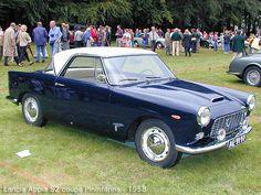 Lancia Appia Pininfarina Coup Series II