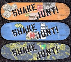 #SHAKEJUNT | Clear | 9€ | Maple: http://www.maplesk8.com/ps/165-lija