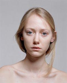http://adventuresfortwo.com/ #natural #beauty #portrait #fresh #face #model #polaroid
