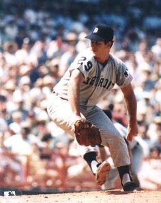 Mickey Lolich, Detroit Tigers, 1968 World Series MVP