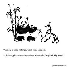 Big Panda, Little Panda, Tiny Dragon, Little Dragon, Better Life Quotes, Love Life Quotes, Print Pictures, Funny Pictures, Dragon Quotes