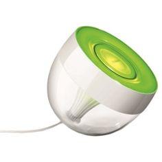 Med startpakken til Philips Hue kan du nyte trådløs kontroll over all belysning i hjemmet via din smarttelefon.