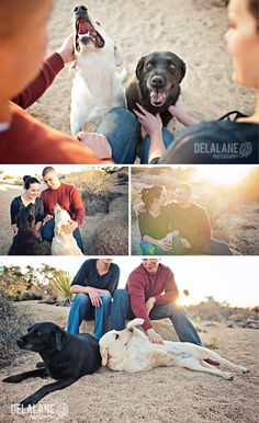 Couple Photography #California #CouplePhotography #dogs www.delalanephotography.com  www.facebook.com/delalanephotography