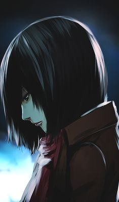 Mikasa - Shingeki no Kyojin // Attack on the titan // L'attaque des Titans #SnK