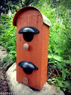 14 charming DIY birdhouses | Hometalk
