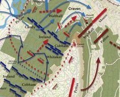 Battle of Lookout Mountain American Civil War, American History, Lookout Mountain Tennessee, American Revolution, Ancestry, Warfare, Troops, Weapons, Maps