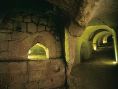 Château de Brézé en Anjou - visite insolite en Val de Loire et souterrains troglos - Brézé