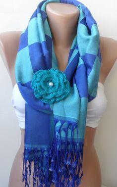 mother's day gift Wedding shawls scarf Elegant by elegancescarf, $21.00