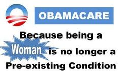 "I never thought I was a ""pre-existing"" condition. I thought I was a person. Biddy Craft"