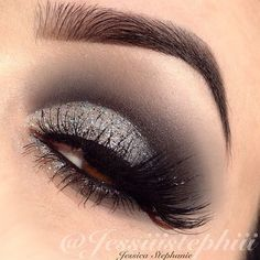 Gorgeous cut crease