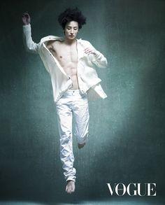 Lee Soo Hyuk (이수혁)