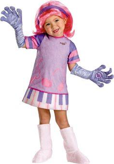 Deedee Toddler Girl Costume Deluxe  sc 1 st  Pinterest & Kids June Little Einstein Costume | Kids Disney Costumes | Pinterest ...