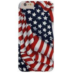 Patriotic Flag Design iPhone 6 Plus Case