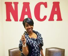 "Ms. Chapman is a very excited new #Dallas homeowner! ""I am officially part of the #AmericanDream! I have learned a lot about budgeting while providing my family a path to success!"" 3.625% APR and owning for the same as she paid in rent. #NACAPurchase"