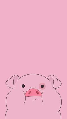 New Anime Wallpaper Iphone Backgrounds Heart Ideas Pink Wallpaper Heart, Pig Wallpaper, Cartoon Wallpaper Iphone, Wallpaper Keren, Iphone Background Wallpaper, Cute Disney Wallpaper, Kawaii Wallpaper, Cute Cartoon Wallpapers, Pretty Wallpapers