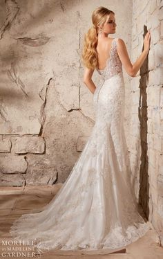 Mori Lee 2708 by Bridal by Mori Lee