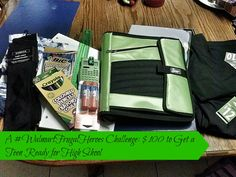 backtoschool1 A Walmart Frugal Heroes Challenge: $100 to Get a Teen Ready for High School