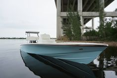 Viking's New 17 Dragonfly Classic Skiff Flat Bottom Boats, Skinny Water, Center Console Boats, Water Time, Bay Boats, Viking S, Fishing Boats, Fly Fishing, Cool Boats
