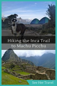 Hiking the Inca Trail in Peru is an amazing way to get to Machu Picchu. Of all the Peru Treks, this Machu Picchu hike will always be top, as not only will you experience breathtaking scenery, but the hospitality, history, and llamas will leave you wanting more!
