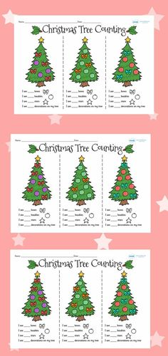 This handy worksheets / worksheet gives your children the opportunity to show how much they've learned about this topic. Christmas Activities For Kids, Christmas Maths, Christmas Art, Christmas Decorations, Xmas Games, Christmas Worksheets, Christmas Ideas, Numeracy Activities, Nursery Activities