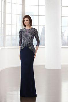 Βραδυνό Φόρεμα Eleni Elias Collection - Style M202