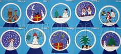 Snowglobe art - with glitter! Christmas Art Projects, Winter Art Projects, Winter Project, Classroom Art Projects, Art Classroom, Artists For Kids, Art For Kids, Winter Thema, Classe D'art