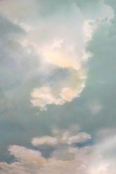 Cloud Murals by zebo ludvicek, via Behance