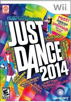The kids review Just Dance 2014 #JustDance2014 #cgc at This Mama Cooks! On a Diet thismamacooks.com