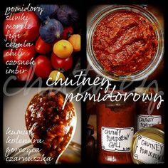 Chutney pomidororowy