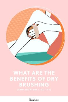 What are the benefits of dry brushing, how do you do it, and what are the best brushes to buy? #dry #brushing #benefits Benefits Of Dry Brushing, Dry Body Brushing, Best Brushes, Health And Beauty, Beauty Skin, All Things Beauty, Good Skin, Skin Care Tips, Helpful Hints