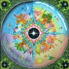 ⊰❁⊱ Mandala ⊰❁⊱  Seasons by Elizabeth Zaikowski