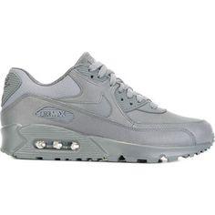 d776ad08ad7 Nike Air Max 90 Pinnacle Sneakers Grey Shoes