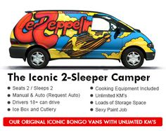 Cheap Campervan 4WD 4x4 Hire Rental Sale New Zealand