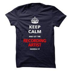 I am a Recording Artist T-Shirts, Hoodies. SHOPPING NOW ==► https://www.sunfrog.com/LifeStyle/I-am-a-Recording-Artist-16974250-Guys.html?id=41382