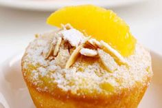 Valencia Orange and Almond Cake Recipe | Bosch Home Appliances