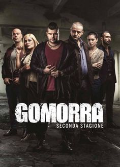 Gomorra - Seconda Stagione