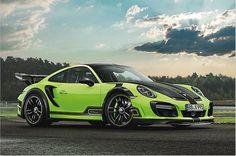 Porsche 911 Turbo S GTstreetR von Techart