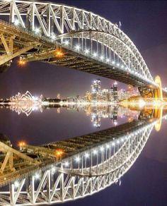 Puente Sidney, Australia - Elba Ferreyra - Google+