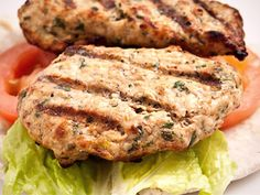 Asian Chicken Burgers - Peaks Coaching Group