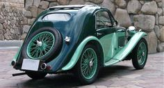 1936 MG PB Airline Coupe For Sale, Chassis Number : Engine Number : Originally registered on April 1936 by one J Vintage Cars, Antique Cars, Mg Cars, Race Cars, Art Deco Car, Old Classic Cars, Sweet Cars, My Ride, Cars Motorcycles