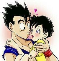 Videos of videl stripping for gohan photo 154