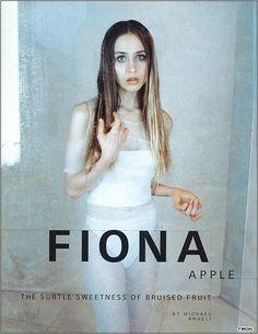 Fiona Apple Photoshoot Naomi Kaltman