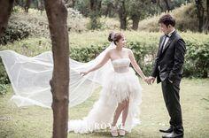 PA0005 蘿亞手工婚紗Royal handmade wedding dress 婚紗攝影 量身訂做 訂製禮服 單租禮服