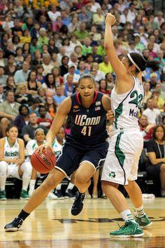 Kiah Stokes UConn NCAA Women