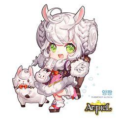 Games illustration draw 49 New Ideas Anime Chibi, Kawaii Anime, Kawaii Chibi, Cute Chibi, Game Character Design, Character Design References, Character Design Inspiration, Character Concept, Character Art