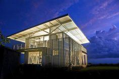 Modern Home in Costa Rica's Tropical Jungle (12 pics) - My Modern Met