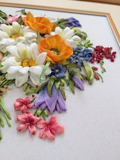 silk ribbon embroidery for beginners Ribbon Embroidery Tutorial, Silk Ribbon Embroidery, Embroidery Kits, Cross Stitch Embroidery, Embroidery Designs, Hand Embroidery Videos, Embroidery For Beginners, Embroidery Supplies, Ribbon Art
