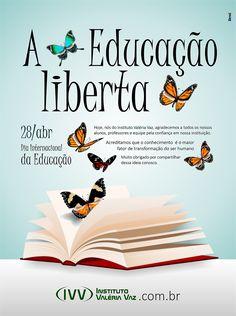 28 de abril - Dia Internacional da Educação