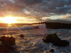 Took this pic in Maui... Beautiful!